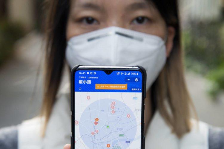 Tecnologías usadas en China para combatir el Coronavirus
